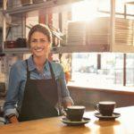 restaurant owner saving money