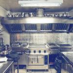 High-energy use restaurant